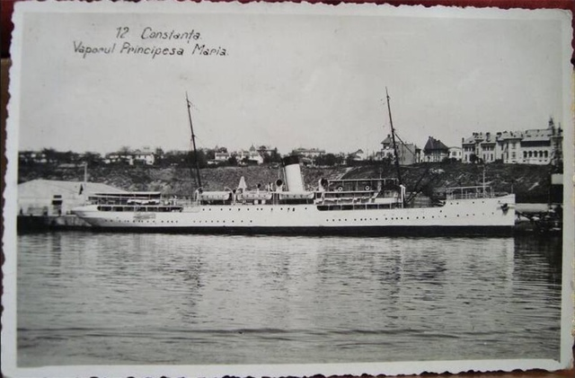 """Principesa Maria"" ship"