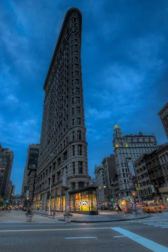 Nueva York, Flatiron