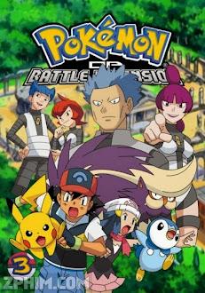 Bảo Bối Thần Kỳ 11 - Pokemon Season 11 (2007) Poster