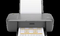 Down HP Deskjet 1000 inkjet printer installer