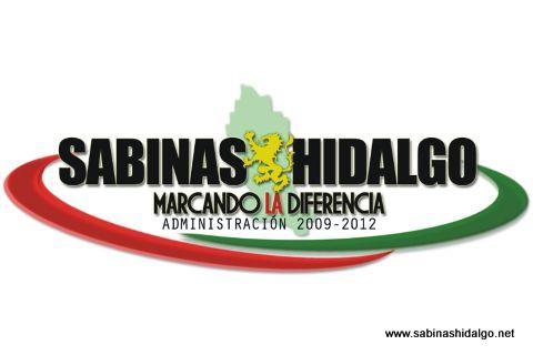 Logotipo de la administración municipal de Sabinas Hidalgo 2009-2012