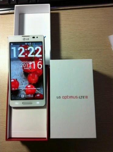 LG Optimus LTE3 03