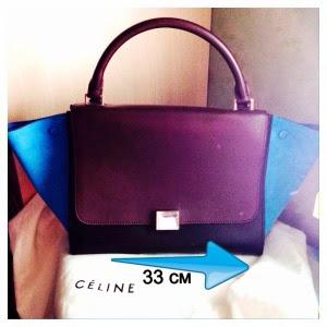 ce48e114329b Life threads: Как отличить оригинал Celine Trapeze bag от подделки