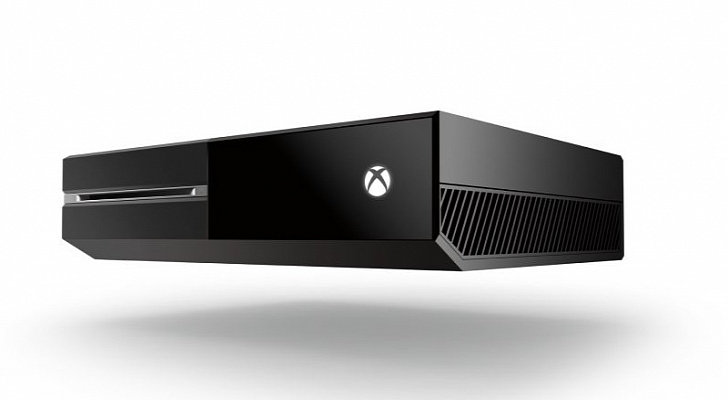 Microsoft Xbox One launch image