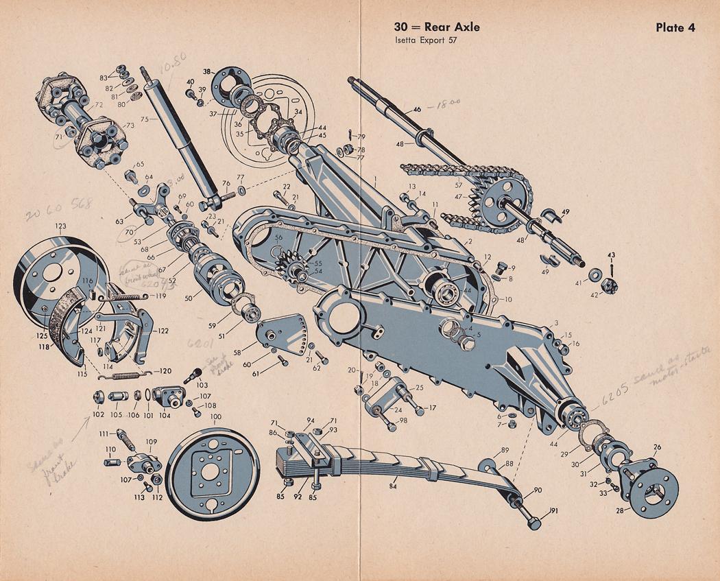 rear+axle4 isetta wiring diagram crosley wiring diagram, bmw wiring diagram  at soozxer.org