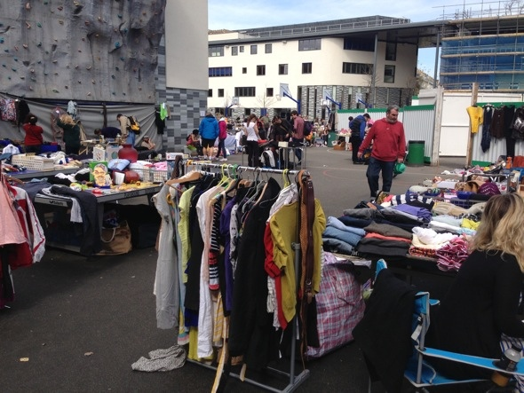 Capital Car Boot Sale - thelipstickdiaries