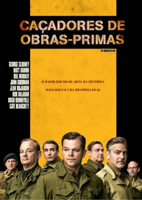 Filme Poster Caçadores de Obras-Primas TS XviD Dual Audio & RMVB Dublado