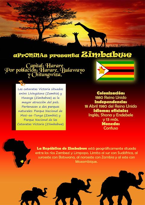 Africa, Zimbabwe