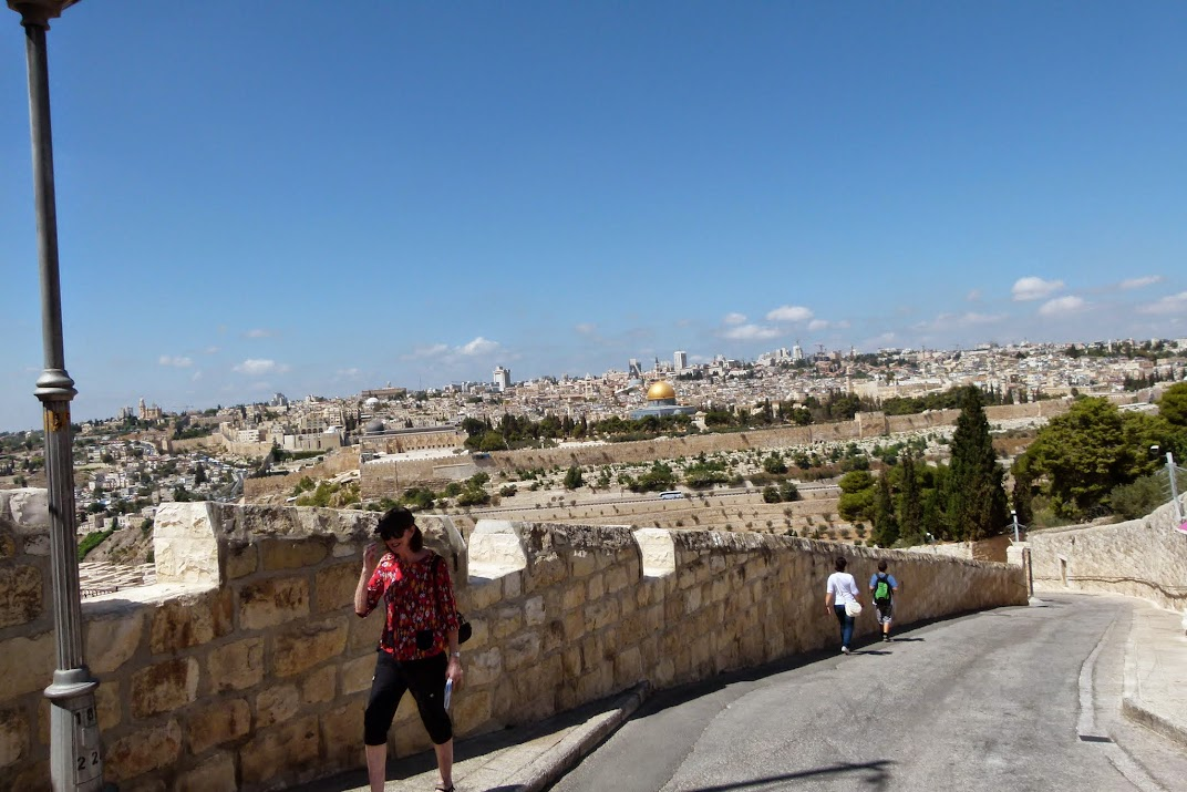Mount of Olives1
