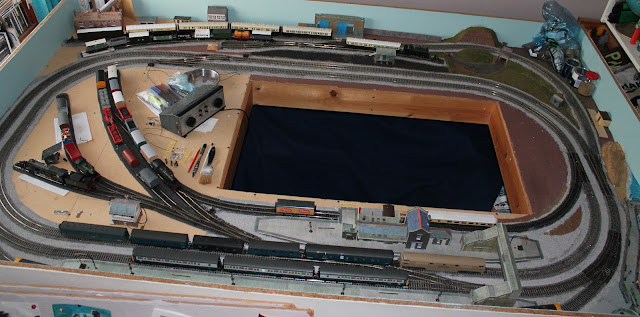 The best train set layout you ever saw - Modelling musings