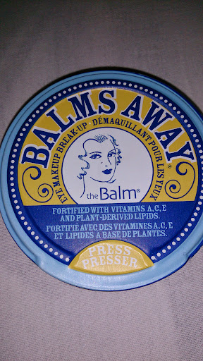 THE  BALM BALMS AWAY