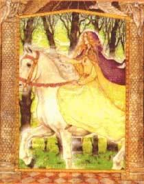Goddess Rhiannon Image