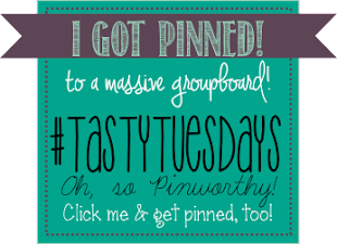 I party and get pinned at Tasty Tuesdays on Anyonita Nibbles