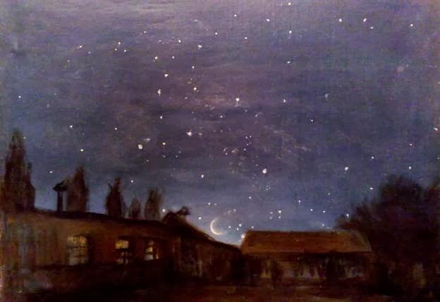 Для мудрецов, наблюдавших за небесными светилами и их законами,   чёрный – цвет неба в продолжение большей части их рабочего времени