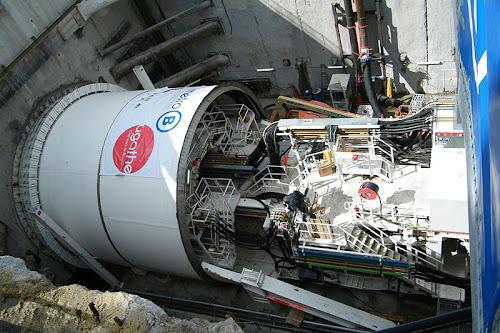 tunnelier Agathe Wikipedia