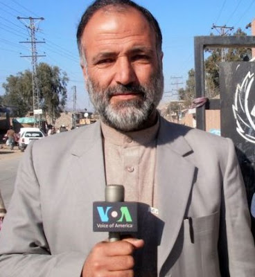 VOA Journalist Killed In North Pakistan