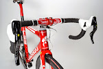 Ferrari Red Colnago C59 Disc Complete Bike at twohubs.com