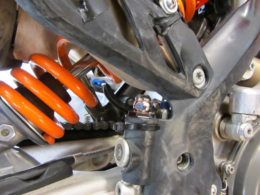 Clake SLR Left Hand Rear Brake (LHRB) – Apr 2015 | Gardiner