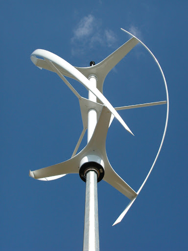 Vertical Axis Wind Turbines Get Second Look Image
