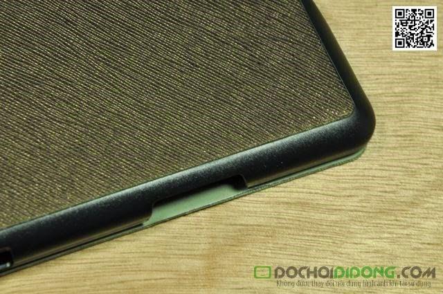 Bao da Samsung Galaxy Tab S 8.4 T700 Belk vân sần