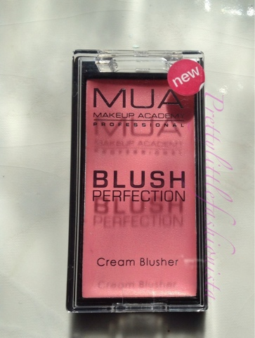 MUA Cream Blush Bittersweet
