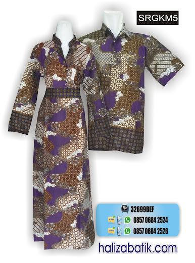grosir batik pekalongan, Baju Seragam, Sarimbit Muslim, Gamis Sarimbit