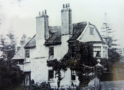 The Lodge, Bridge Lane, Little Shelford