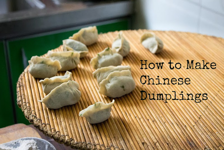 How to Make Chinese Dumplings Recipe
