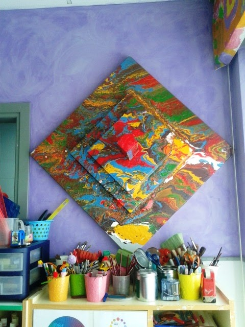 decoracion aula infantil 5 anos
