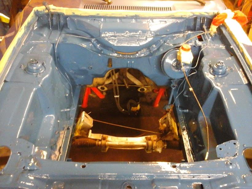 hessu75 - Finsk jävel Ford Capri 2.9 going turbo - Sida 3 20150306_151636