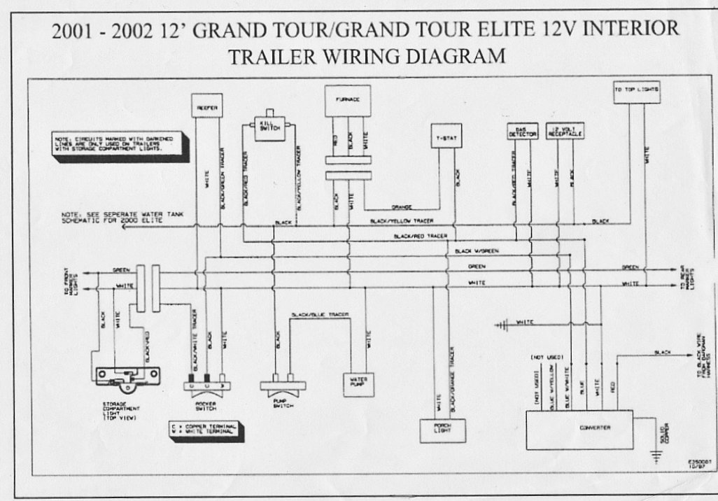 Cool Wiring Diagram 2003 Coleman Utah Coleman Pop Up Camper Wiring Wiring Cloud Nuvitbieswglorg