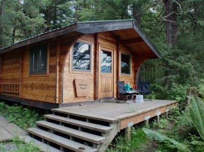 Great new cabin