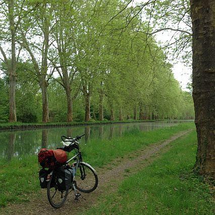 Canal du Rhône au Rhin südlich von Strasbourg