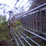 Track up etal stairs (42600)