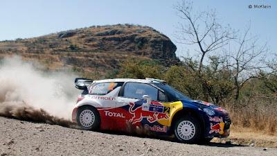citroen WRC Leon