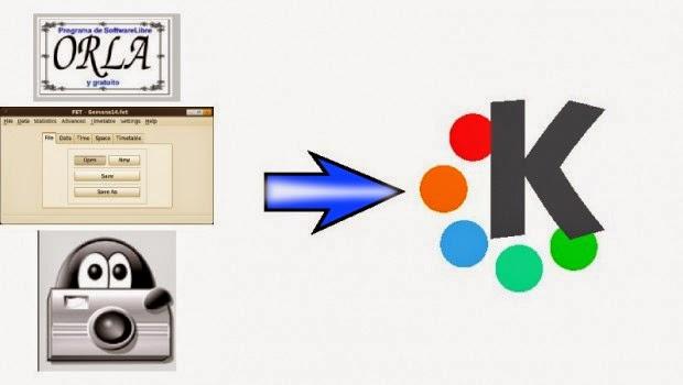 3 aplicaciones que me gustaría ver en KDE