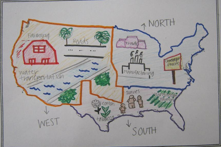 what had been sectionalism
