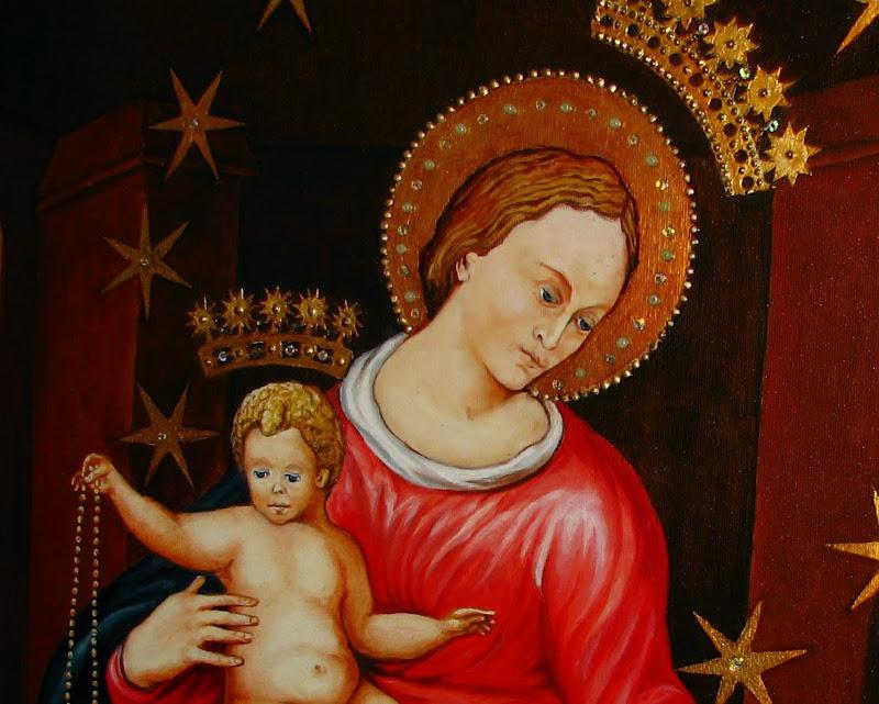 Matka Boża Pompejańska - kopia