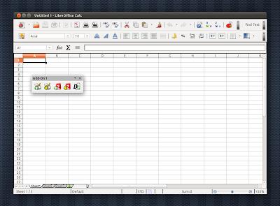 LibreOffice Google Docs sync