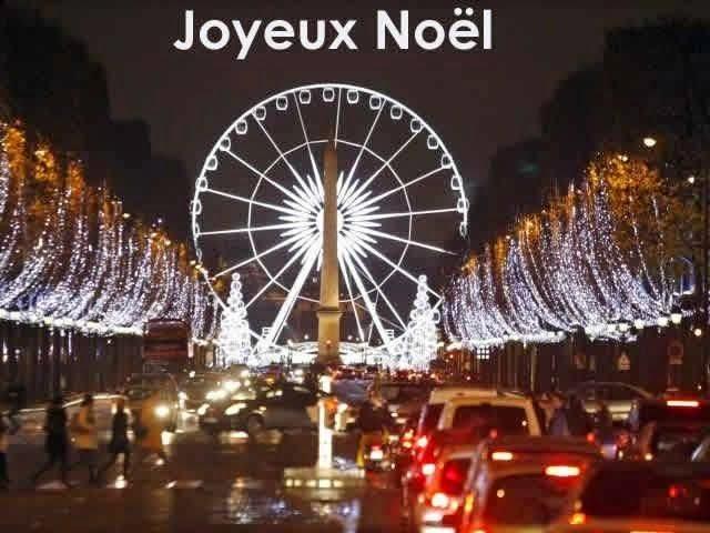 Joyeux No%C3%ABl 2011 Frases y Mensajes de Navidad y Año Nuevo en Frances