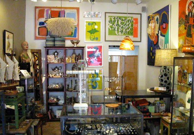 Storefront Report: New vintage home decor shop arrives on Silver ...