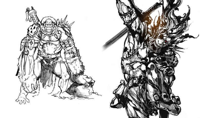 Neowiz Games công bố artwork mới của Black Sheep - Ảnh 2