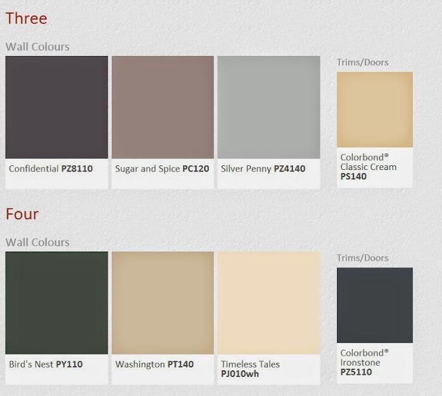 Federation Details Federation Colours