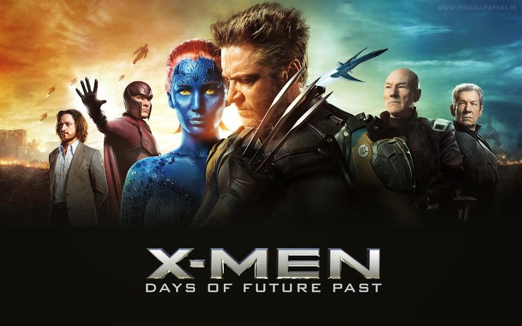 Dị Nhân 6: Ngày cũ của tương lai - X-Men 6: Days of Future Past