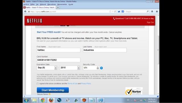 Como obtener tu cuenta de Netflix Gratis (es necesario crearse una