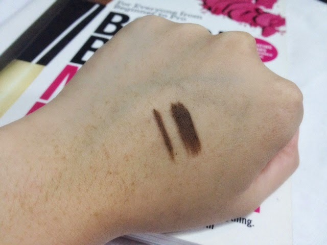 MAC Fluidline Brow Gelcreme in Dirty Blonde | Vanity and Everything ...