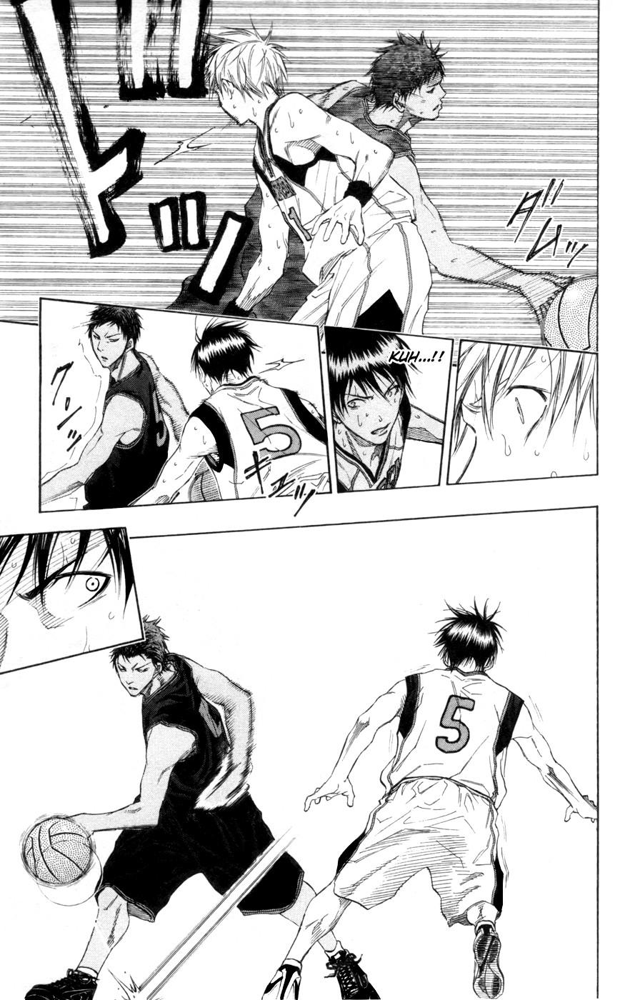 Kuroko no Basket Manga Chapter 120 - Image 11