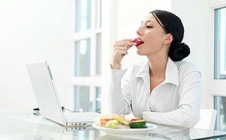 Como cuidar la dieta en el trabajo