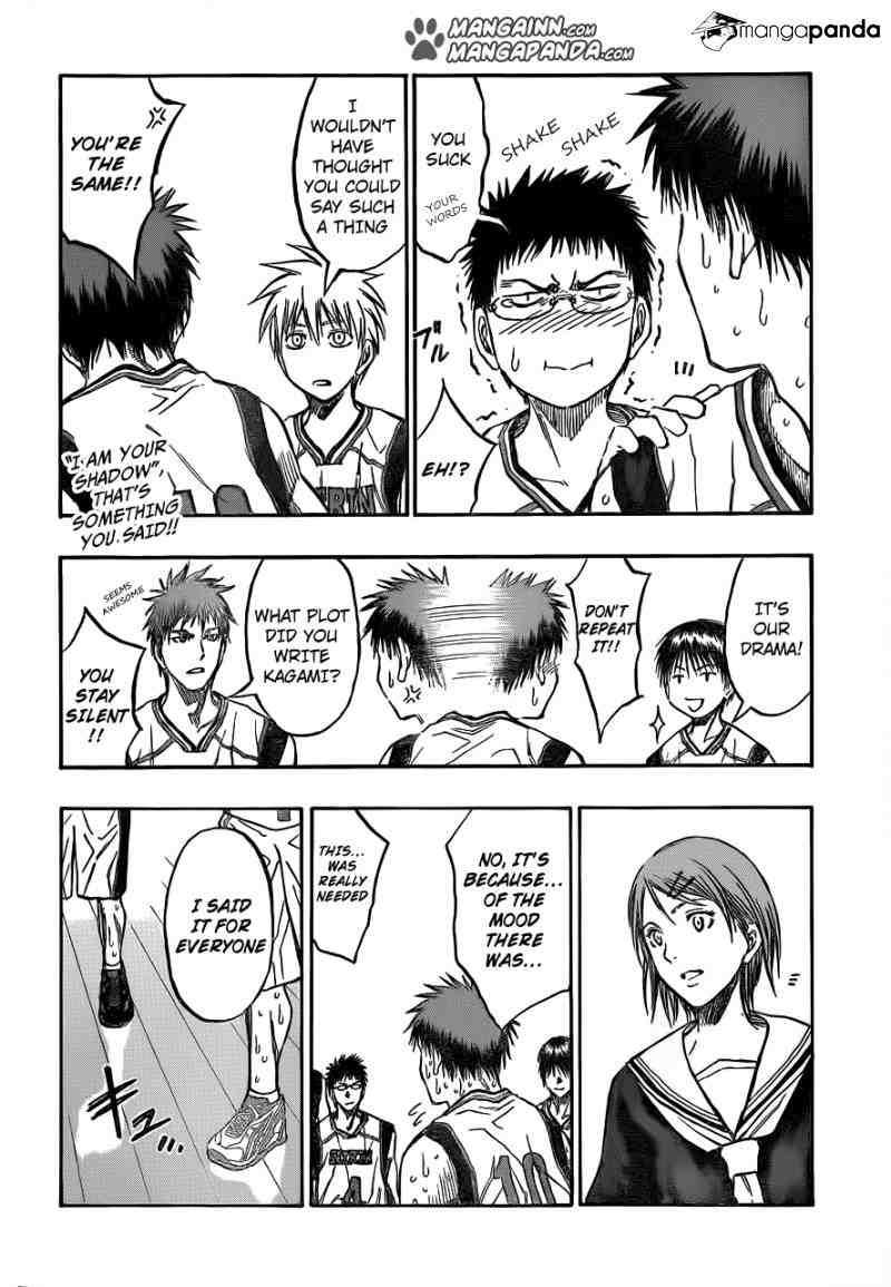 Kuroko no Basket Manga Chapter 198 - Image 18