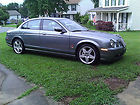 "JAGUAR S-TYPE  ""R"" SUPERCHARGED 4.2 LITRE  FACTORY 400 HP ENGINE !!!"